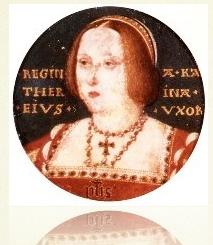 ヘンリー8世王妃 キャサリン・オブ・アラゴン