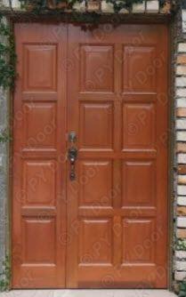 Entrance Door - Big + Small