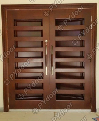 PY88GH-L Double Layer Safety door malaysia