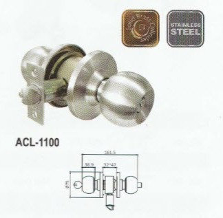 Cylindrical Lock ACL-1100
