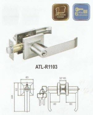 Tubular Lever PATL-R11