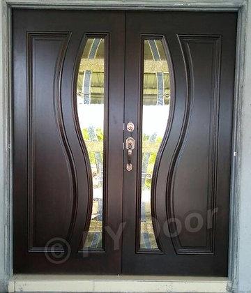 PYG71L KSK / Pintu Kayu / Main Door