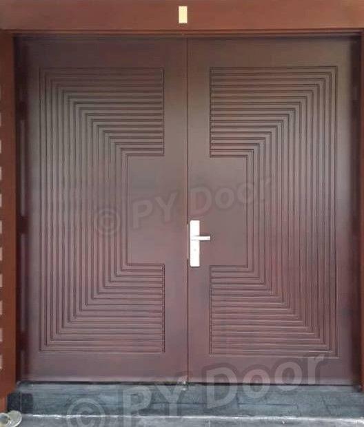 Entrance Door - Double