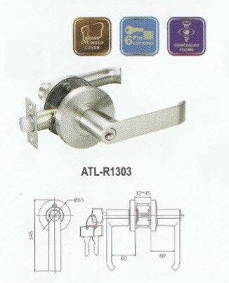 Tubular Lever PATL-R03