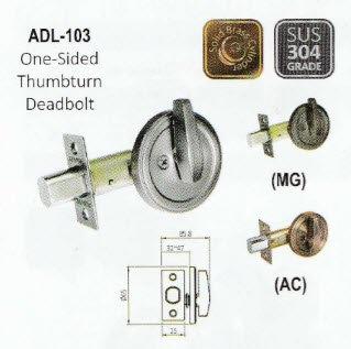 Deadbolt Lock PADL-103