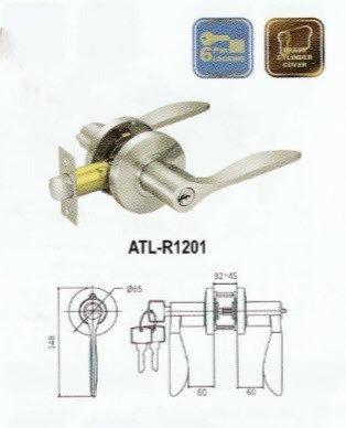 Tubular Lever PATL-R12