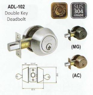 Deadbolt Lock PADL-102