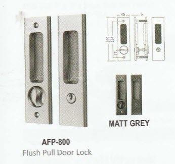 Sliding Door Lock set