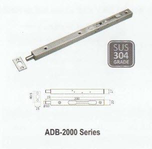 Flush Bolt PADB-2000