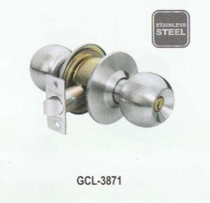 Cylindrical Lock 3871
