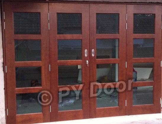 PY4G-F4 Folding Door Malaysia