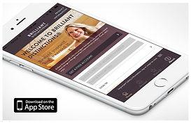 Download the Brilliant Distinctions Reward Program App for iOS