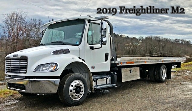 ***SOLD*** 2019 Freightliner M2 4X2