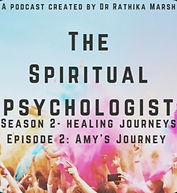 The Spiritual Psychologist, podcast, inspiration, support, Let's Get Back to You
