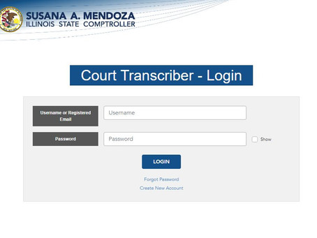 Registration is open for the online voucher system