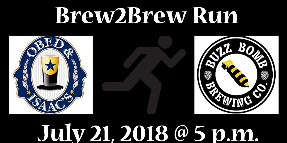 Brew2Brew Run