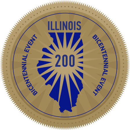 Lincoln Presidential Half Marathon chosen as an Illinois Bicentennial Event!
