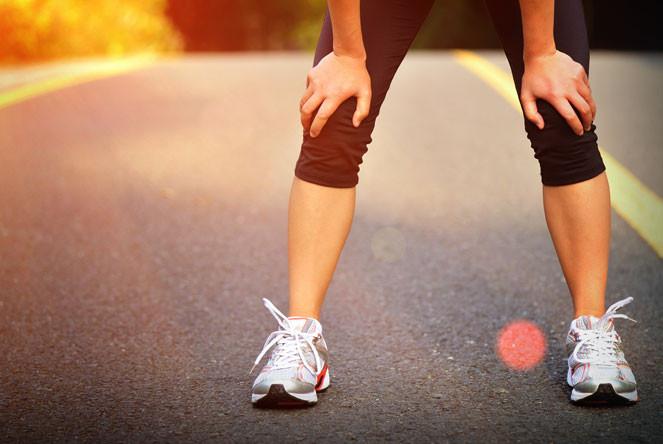 Rest for stronger running