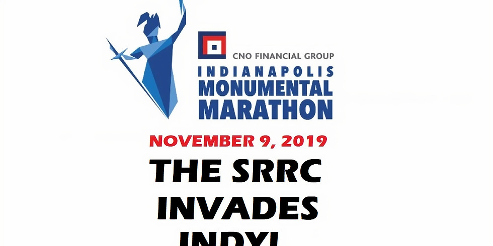 SRRC Invades Indy Monumental