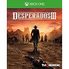 Jeu Desperados III sur Xbox One (Version PS4 à 17,99€)