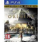 Jeu Assassin's Creed Origins - Edition Gold sur PS4