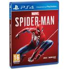 Jeu Marvel's Spider-Man sur PS4