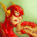 flash_eating_a_hero_sandwich__colored__b