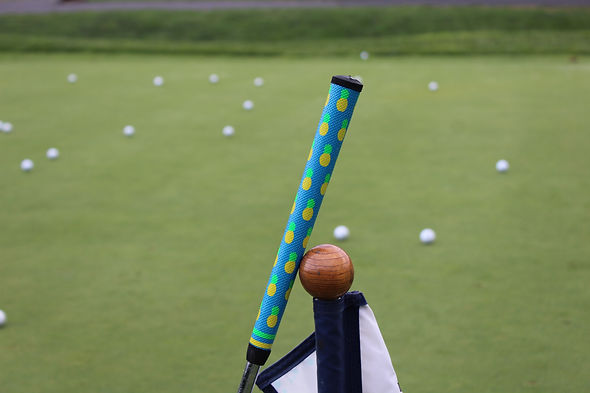 SwingStyle Golf Grips pineapple custom