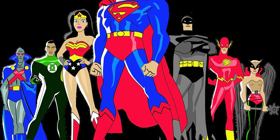 Superhero Academy 2018