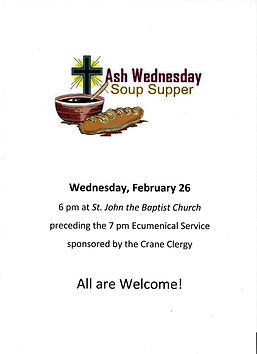 2020 Ash Wednesday Soup and Bread Scan.j