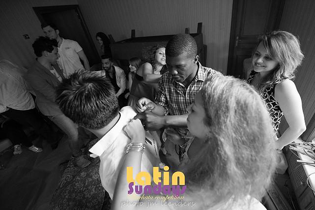 AsiSalsa - Concours Bachata 2015