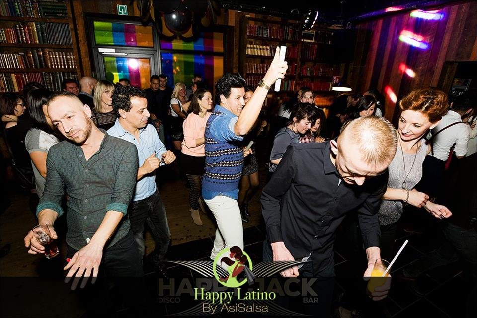 Happy Latino By AsiSalsa 2017