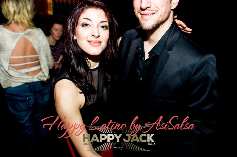Happy Latino By AsiSalsa