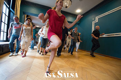 Latin Sundays Mons 2015
