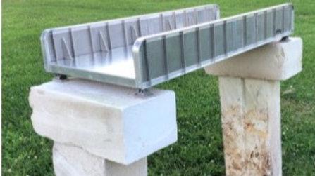 Double track 37 inch girder bridge. Super detailed.