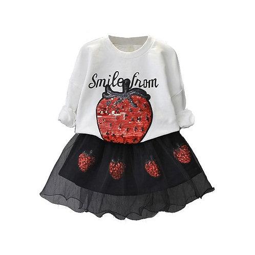 Strawberry 2 piece