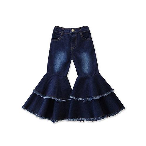 Jean bell bottoms