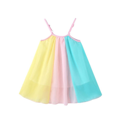Bubblegum flow dress