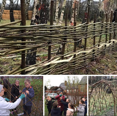 Willow work.