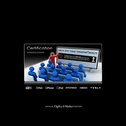 VisualTargeting® Enterprise Certification