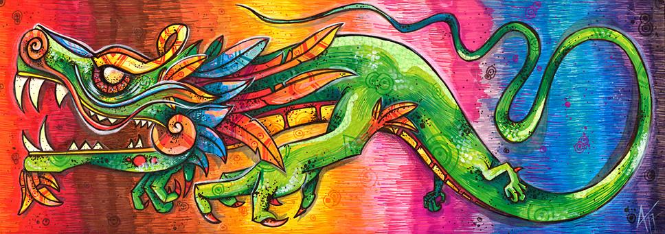 """""""Quetzalcoatl"""""""