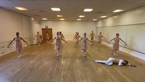 Junior Small Group Classical Ballet
