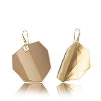 CAPPUCCINO-OCTAGON-YELLOW GOLD