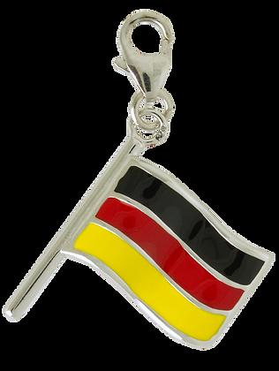 Német Zászló Charm