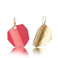 RUBYPINK-OCTAGON-YELLOW GOLD