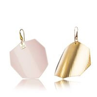 MAGNOLIAPINK-OCTAGON-YELLOW GOLD