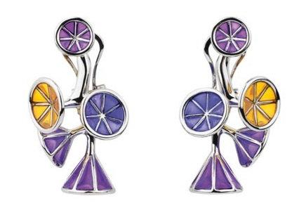 Ipomea earring