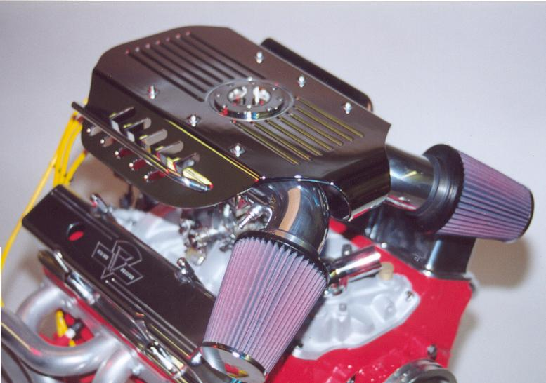 SUPER TWIN CHARGER
