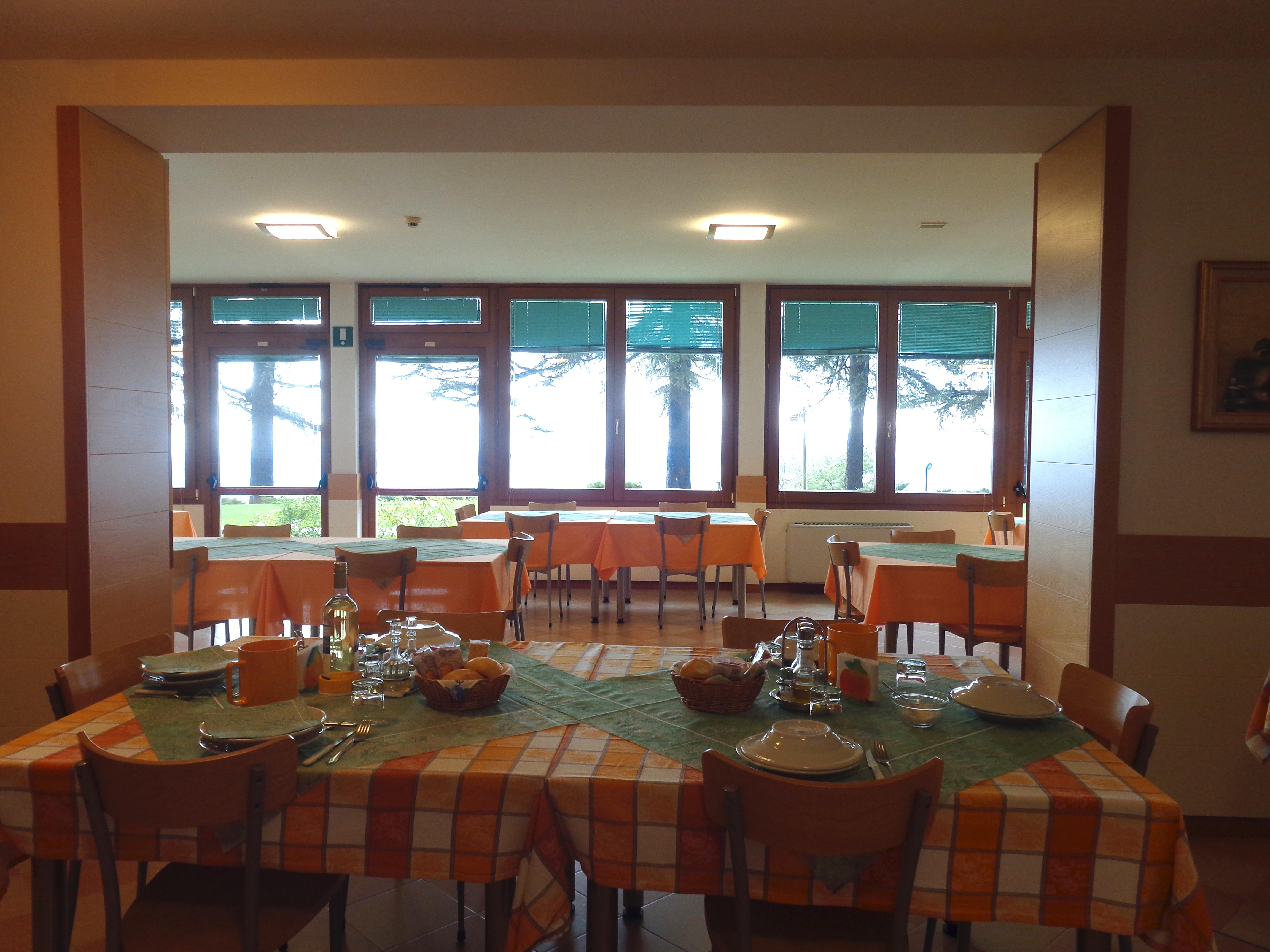 sala pranzo