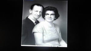 Mom & Dad - Bess & Mack McCoy
